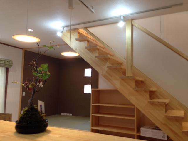 階段下 棚