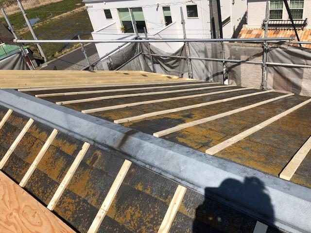 屋根 カバー工法 安城市