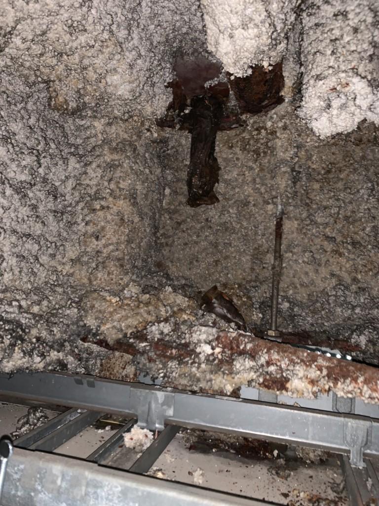 安城市工務店 クロス張替 天井張替 雨漏り被害 雨漏れ 水漏れ